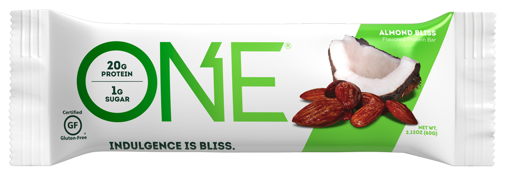 ONE Bars Almond Bliss Protein Bar
