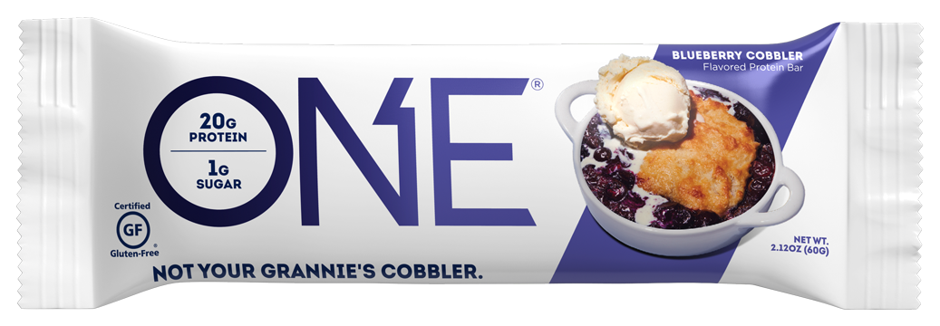 ONE Bars Blueberry Cobbler Protein Bar