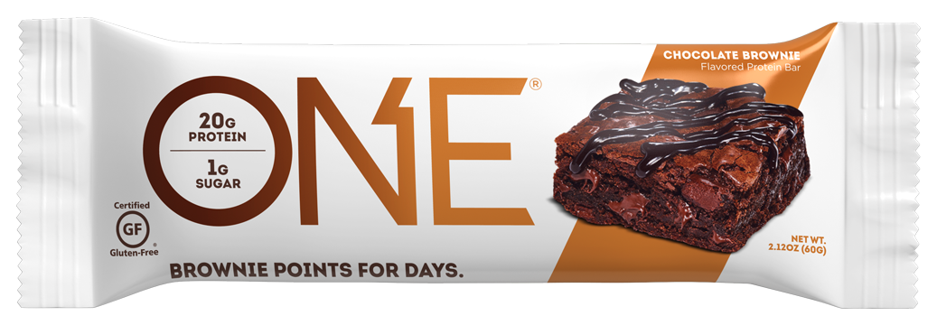 ONE Bars Chocolate Brownie Protein Bar
