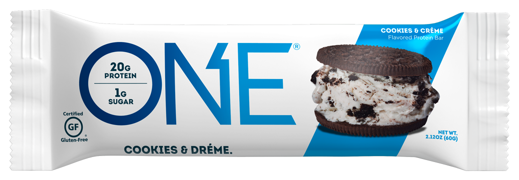 ONE Bars Cookies & Créme Protein Bar