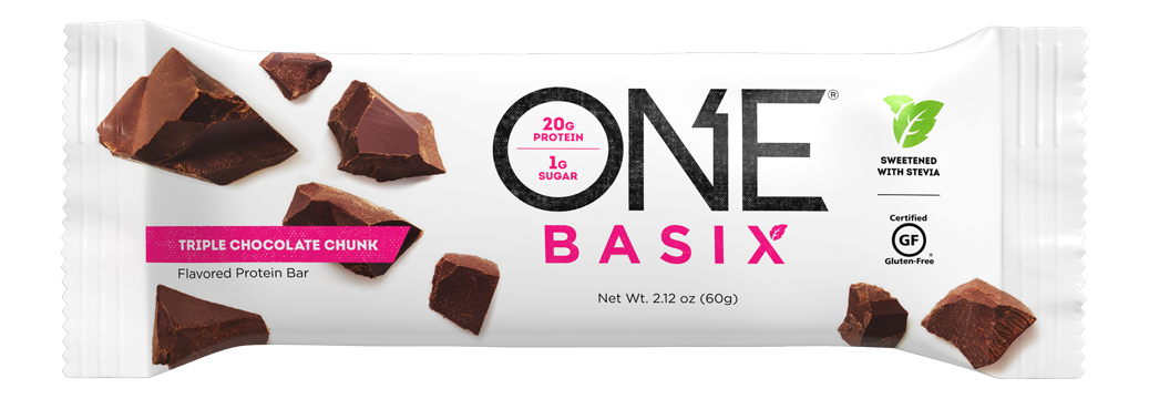 ONE Basix Triple Chocolate Chunk Protein Bar