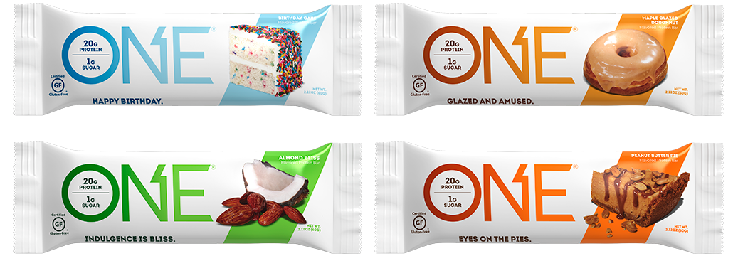 ONE Bar Best Seller Variety Pack | Protein Bar