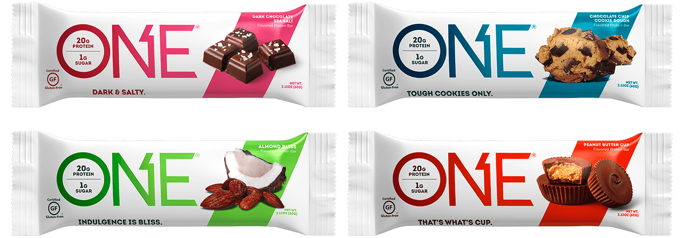 ONE Bar Chocolate Lovers Variety Pack | Protein Bar