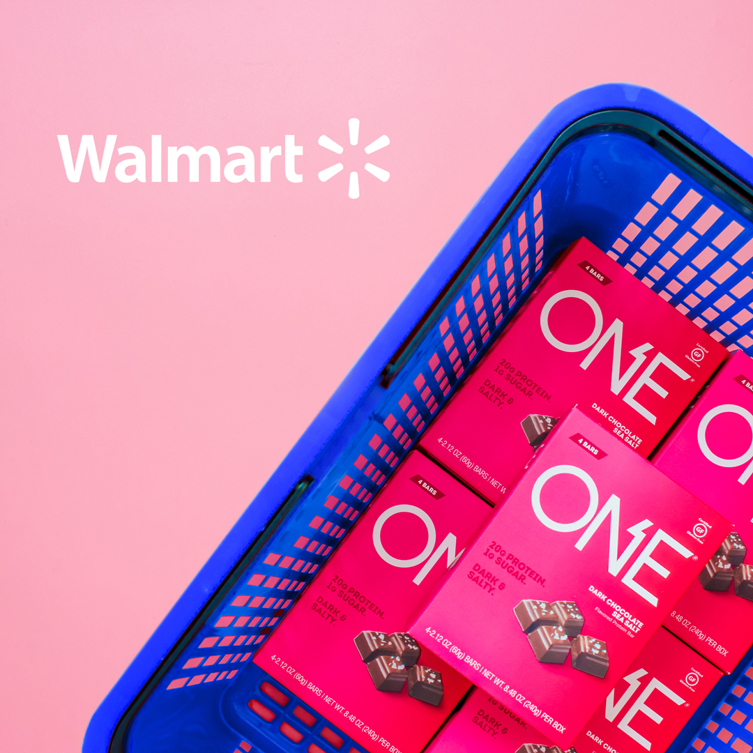 Dark Chocolate Sea Salt Now at Walmart