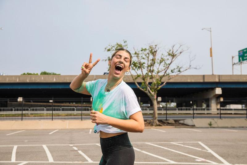 Running Made Fun — The Color Run