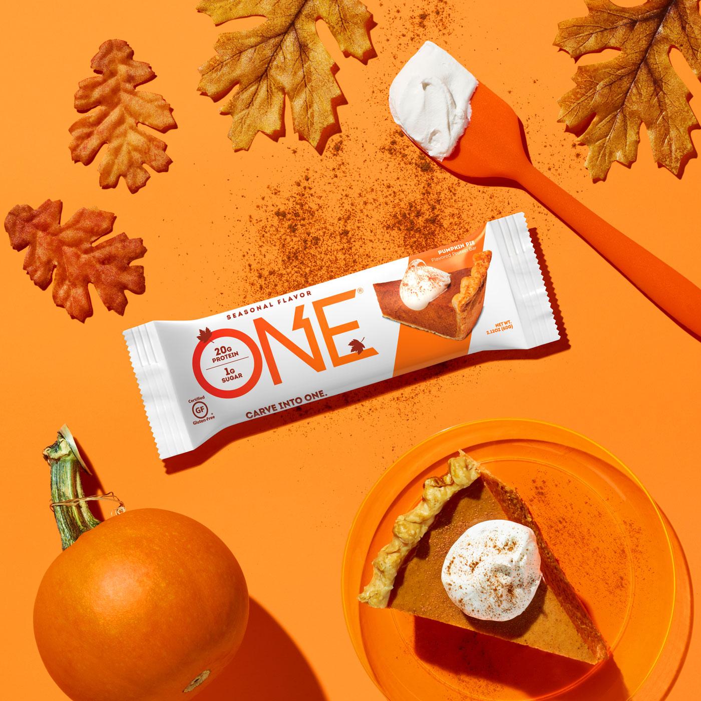 ONE Bar Pumpkin Pie Protein Bar | Seasonal Flavor